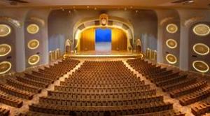 Emirates Palace auditorium