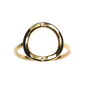 North/South Ring, Woodrow, $175.00