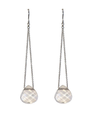 Dewdrop Earrings, Liz Law, $72.00