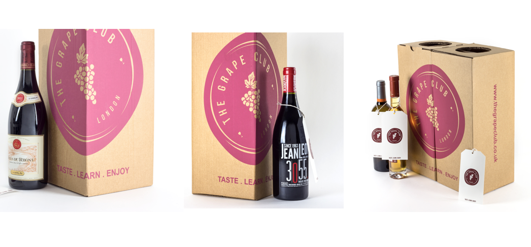 After Nyne Reader Exclusive: Enjoy Your First Order With The Grape Club With 15% Off.