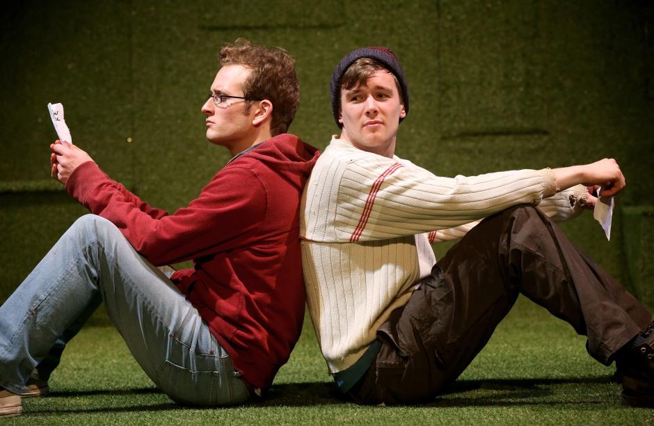 Pentabus Theatre: 'Milked' by Simon Longman.