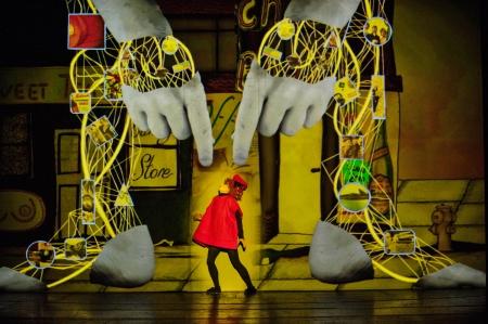 Salzburger Festspiele 2014- Golem -Landestheater Salzburg