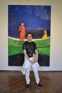 Doig Curator Milovan Farronato