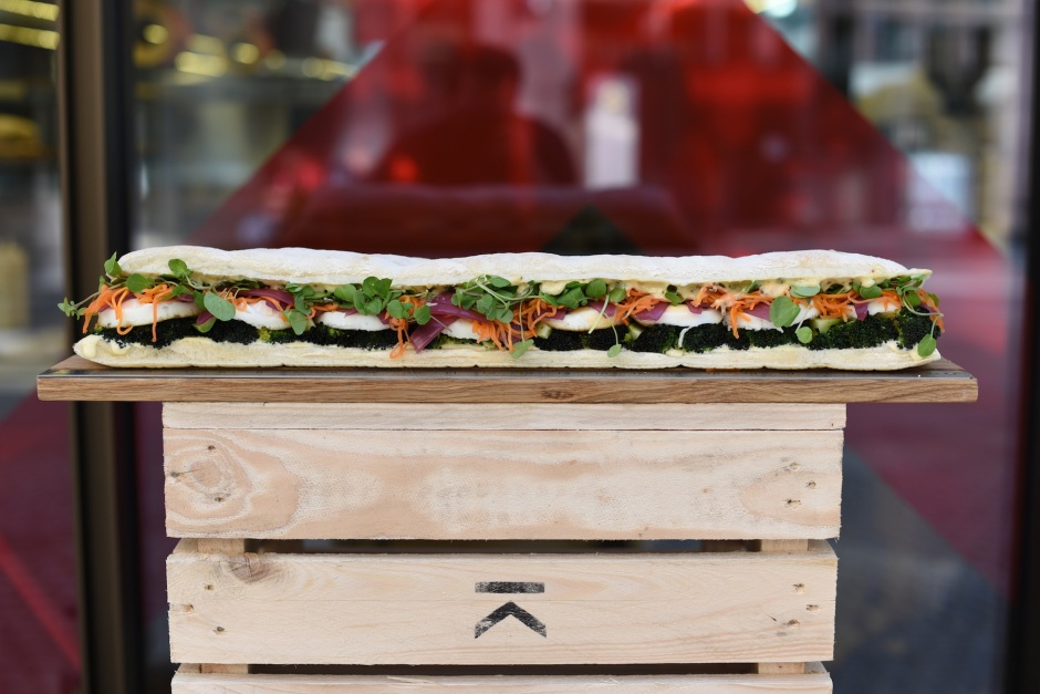 24 inch sandwich (broccoli) 3