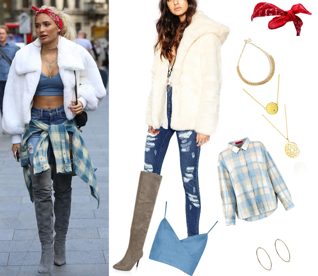 Pia Mia: Get the Look