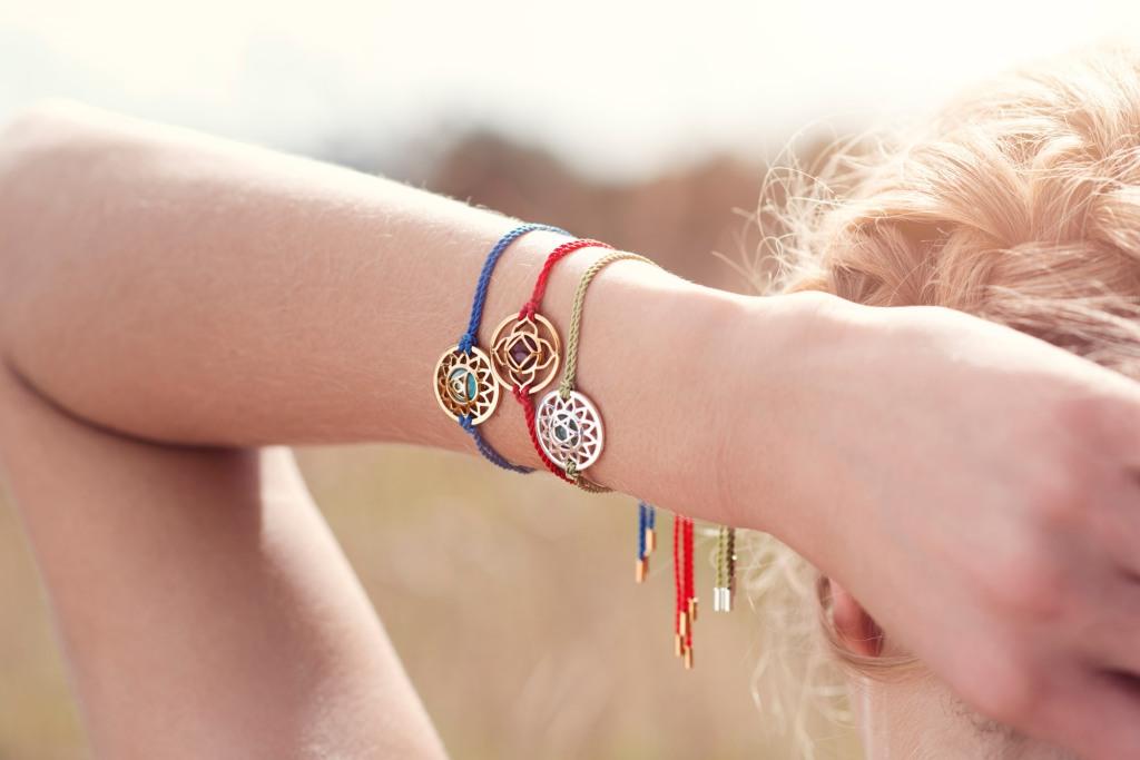 Daisy Jewellery Chakra Bracelet