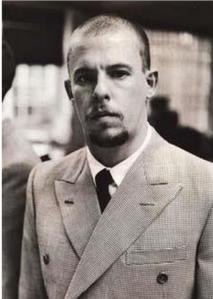 Alexander McQueen in Huntsman Suit