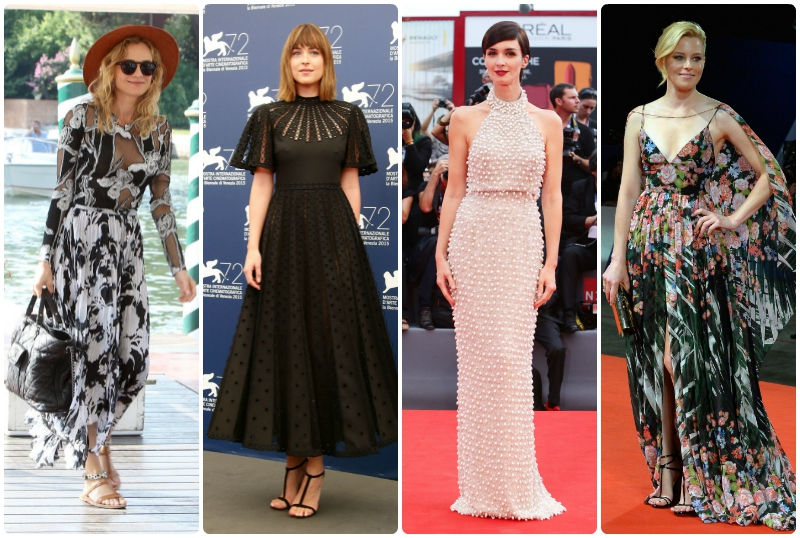2015 Venice Film Festival Best Dressed