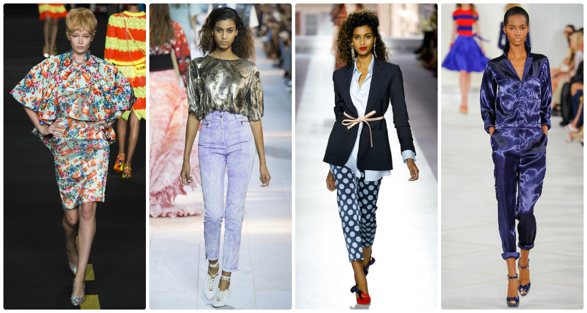 SS16 Trend Guide: The '80s