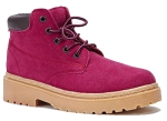 Hot Pink Timberland Dupe Boots - Everything £5