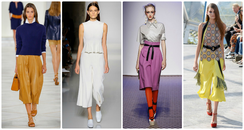 SS16 Trend Guide: Culottes