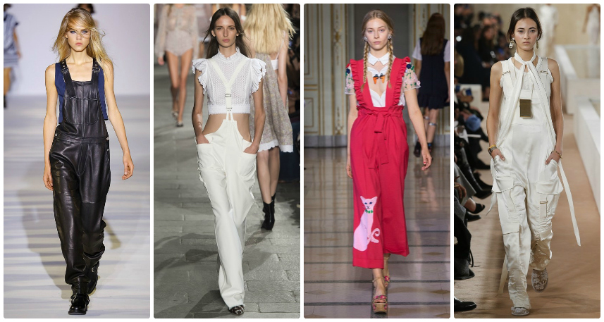 SS16 Trend Guide: Dungarees