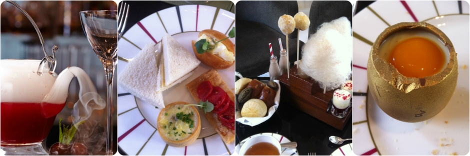 Afternoon Tea at One Aldwych