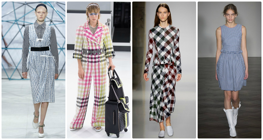 SS16 Trend Guide: Picnic Checks