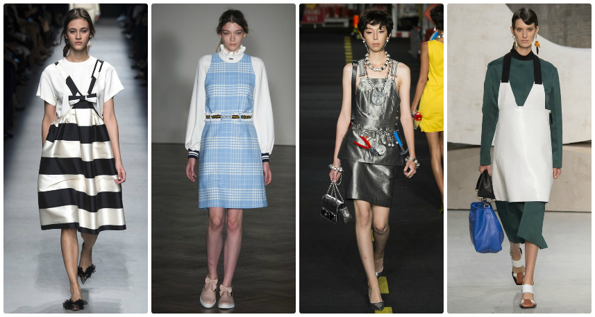 SS16 Trend Guide: The Pinafore