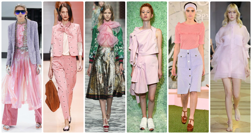 SS16 Trend Guide: Pink
