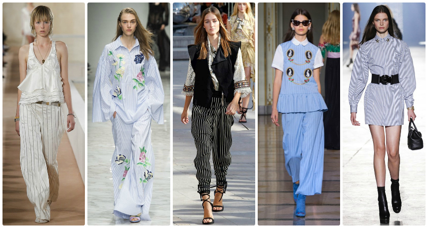 SS16 Trend Guide: Pinstripes