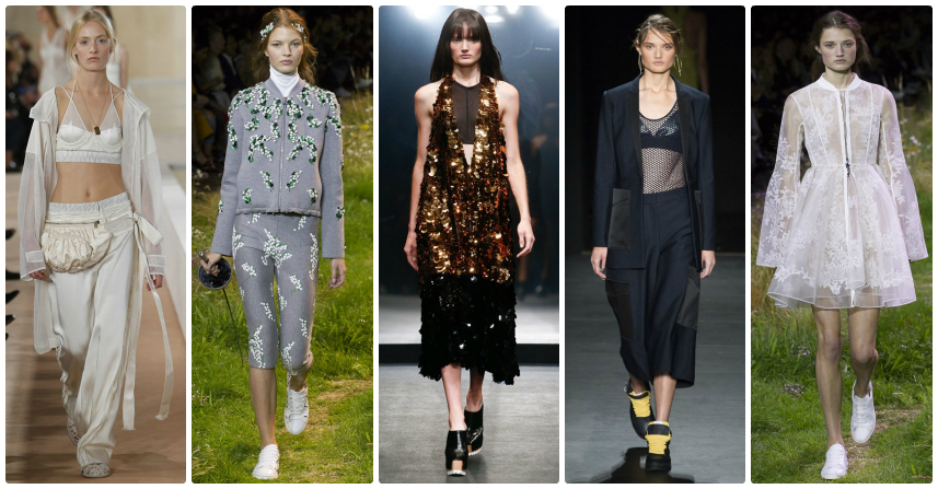 SS16 Trend Guide: The New Sports Luxe