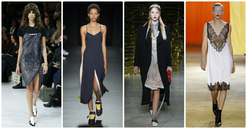 SS16 Trend Guide: The Slip Dress