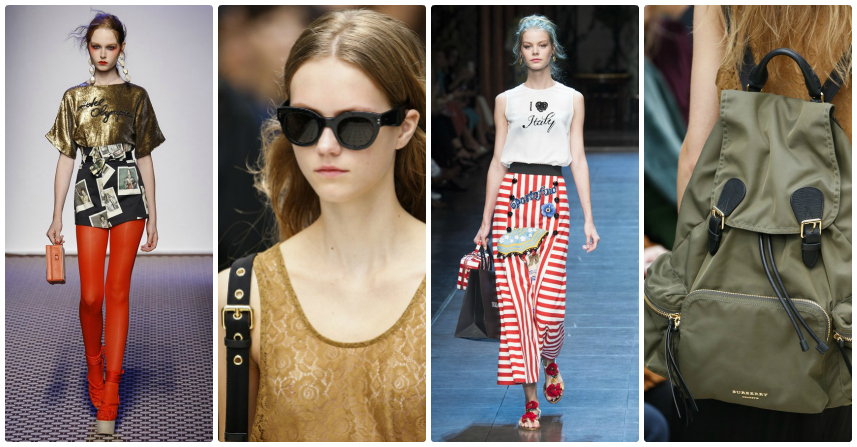 SS16 Trend Guide: Tourist Chic