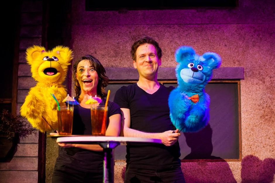 Avenue Q Bad Idea Bears
